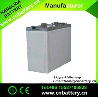battery production, 2v 600ah solar batteries maintenance free rechargeable batteries 2v