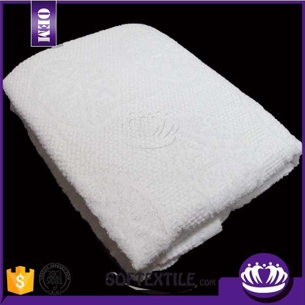 100%cotton quick-dry pure white Haji ihram towel