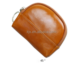 Simple Leather Mini Coin Bag Reasonable Price