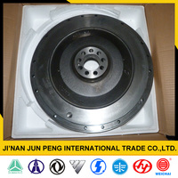 Truck engine parts flywheel HOWO A7
