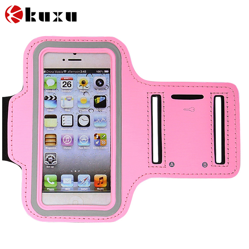 Waterproof Running Sport Armband Case Arm Bag Holder Case For Samsung Galaxy S3 i9300 S4 I9500 S5 S6 I9600