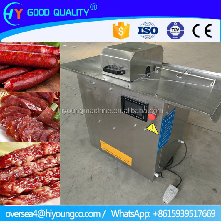 2016 Hot Selling Cheapest Price Machine Knotting Sausage Manual