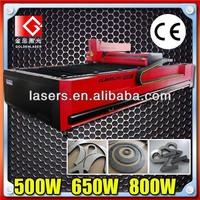 YAG Aluminum Cutting Laser Machine 500W 650W 800W