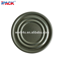 Metal Normal TFS 300# 72.9mm Food Tin Can Lid