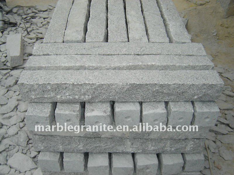 Light Grey Granite Posts