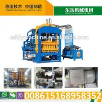 Hydraulic automatic brick making machine for bangladesh(39 plants in India)