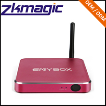 Amlogic S912 tv box Dual channel WIFI 2017 hot new products X2 pro supprort 4k