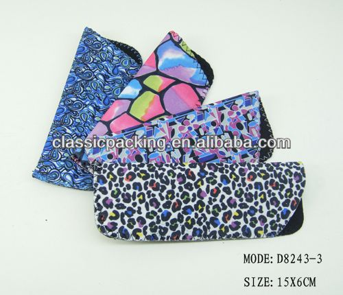 high end eyeglass frames metal eyewear,pictures of optical frames China No.1 fabric sunglasses pouch