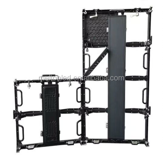 P4.81 rental stage outdoor digital giant led display video