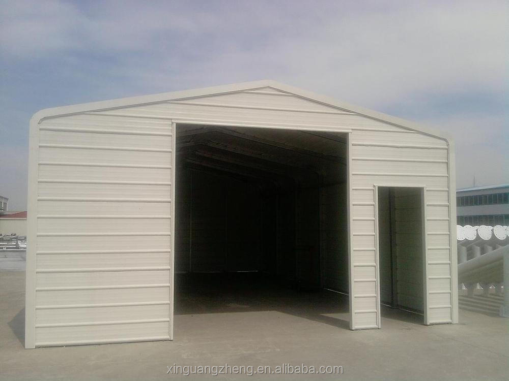 Light steel portable garage for sale buy portable garage for Garage low cost