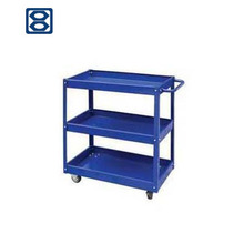 Automobile industry hand push Trolley tool cart