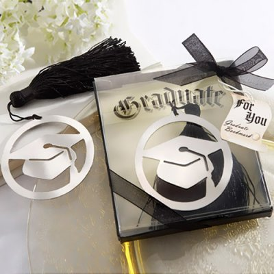 Graduation Bookmark Favor Wedding Return Gifts