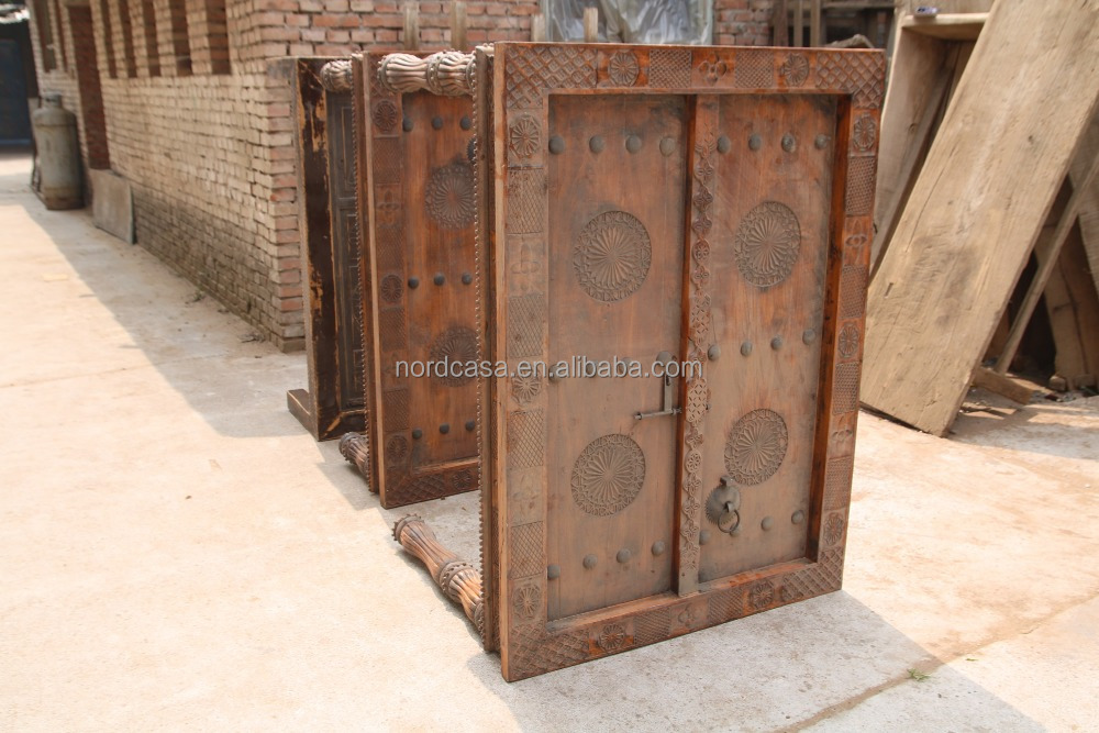 Chinese antique furniture solid wood living room center table design Dining table