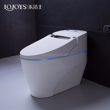 Intelligent toilet / high-end integrated automatic remote sensing intelligent toilet / night display toilet
