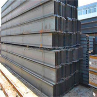 steel structure building materials hot rolled h beam/I beams