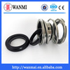 ethylene propylene rubber face sealing rubber bellows mechanical seal