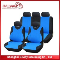 Fashion cartoon car seat covers/Universal design car seat cover