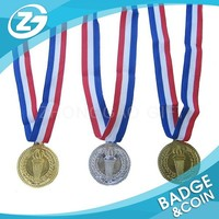 3 pieces Cheap Alloy Olympic Style Award Medal Set