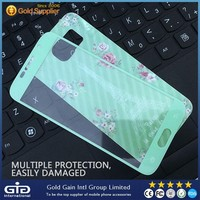[SP-362] Flashing Diamond Tempered Glass Screen Protector Film for Samsung for Galaxy S6 G920