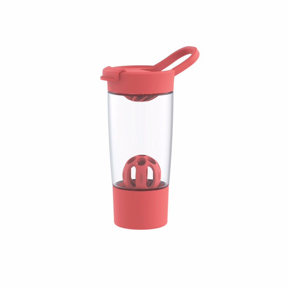 2015 Promitonal sport plastic water protein shake bottle