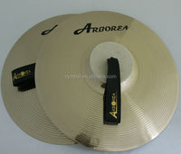 percussion!Hand made FJAC 500 Marching Cymbal