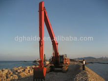 long arm for excavator
