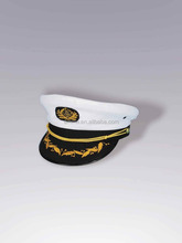 New Style Custom Captain Hats Yacht Sailor Captain Hat Cap On Sale HT15633