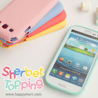 Happymori Design Jelly Silicon Phone Cover Case for Apple iPhone 6 (Made in Korea)