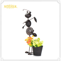 Metal Animal Ant Home Decoration Garden