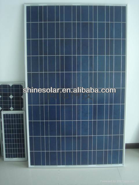 230W Poly/mono solar panel,sunpower cell panel,taiwan cell panel