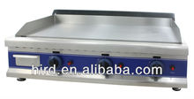 stainless steel gas griddle with CE