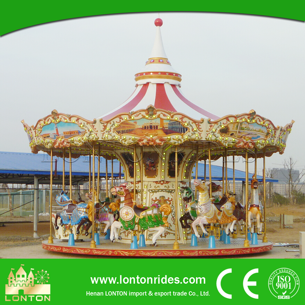 used merry go rounds for sale fairground merry go round carousel for sale