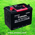 Yuasan Chinese Professionally Manufacturing High Quality 12V SMF Lead Acid Battery --N70-MF(12V70AH)