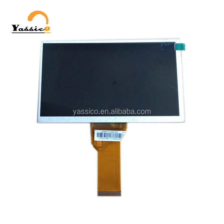 7 inch panel 800*480 high resolution industry tft color lcd module display
