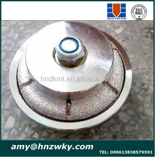 high quality bullnose profile wheel,diamond profile grinding wheel