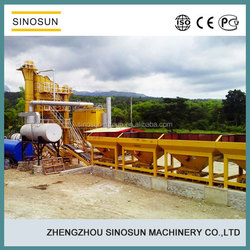 China Supplier Hot SAP Series Asphalt Mixing Plant 40-320TPH