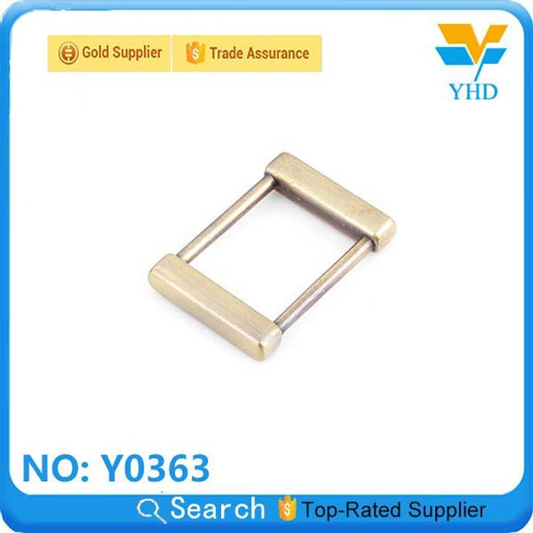 Fashion metal flat rings for bag fitting& bag accessory