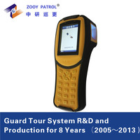 GPRS/GSM Guard Patrol Monitoring System/ Guards Patrolling