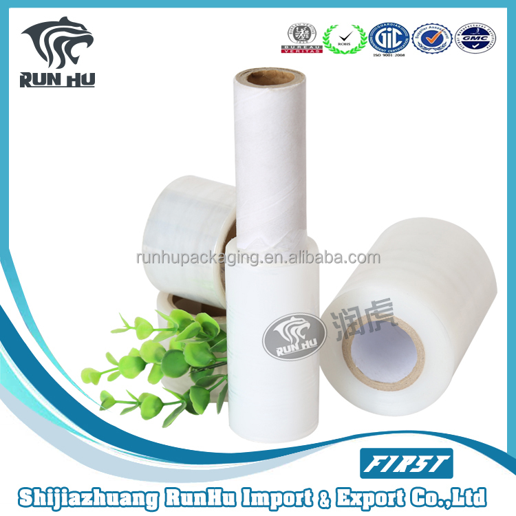 casting stretch film/ commercial plastic wrap