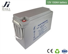 12v 150ah lead acid accumulator deep cycle solar battery for home power system