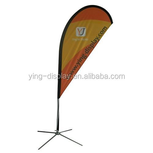 how to make a flag pole stand
