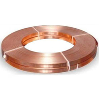 High Purity Copper Electrode Strip