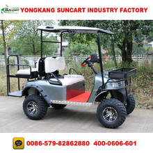 4 person cheap used golf cart,airport electric golf cart,4 seater golf cart with folding rear seater