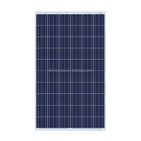 poly crystalline 240w Solar Panel With Frame And MC4 Connector