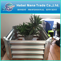 Creditable partner professional flower and vegetable raised garden bed