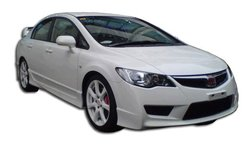 Body kit for Honda Civic 2007, Type R Conversion