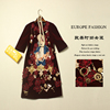 /product-gs/lx-01-new-2016-spring-autumn-brand-short-sleeve-luxury-beading-sequined-embroidery-red-women-velour-dress-60402445740.html
