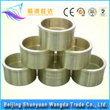 ISO9001 , BV cast brass bearing bushing , sintered bronze bushings