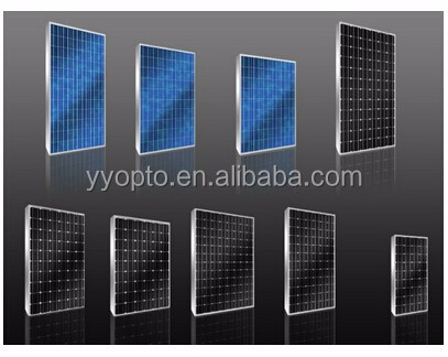 CE TUV certificated 250W - 300W solar panel price pakistan lahore with best price and high efficiency
