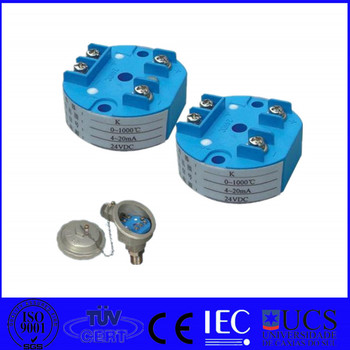4 to 20mA Temperature Transmitter